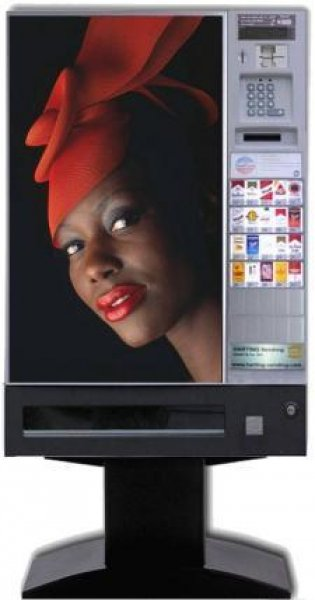 Automat na cigarety Towerline TL 520