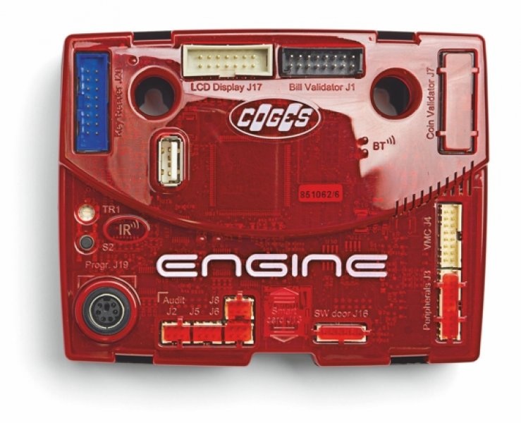 Coges ENGINE Plus Key