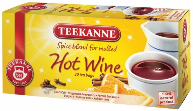Hot Wine, Svařáček, Teekanne