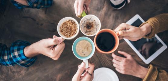 MIXA VENDING coffee lovers