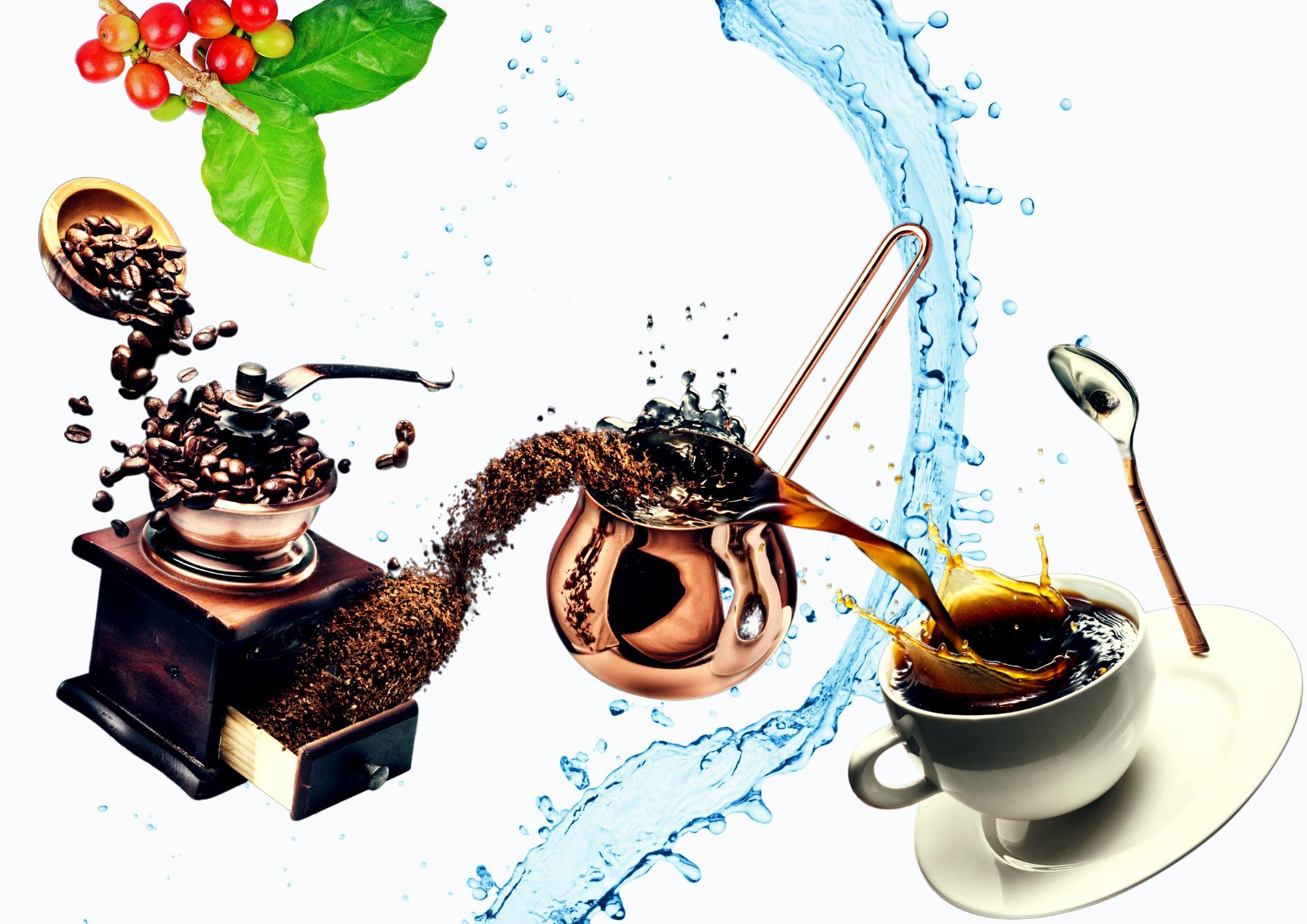 Tajemství přípravy naší kávy