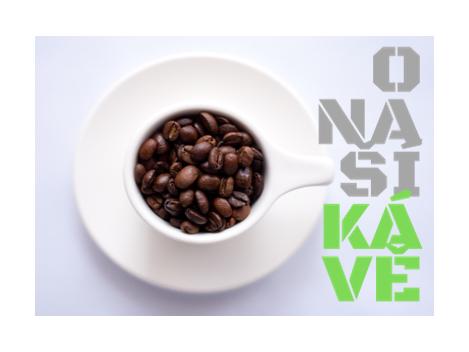 O naší kávě