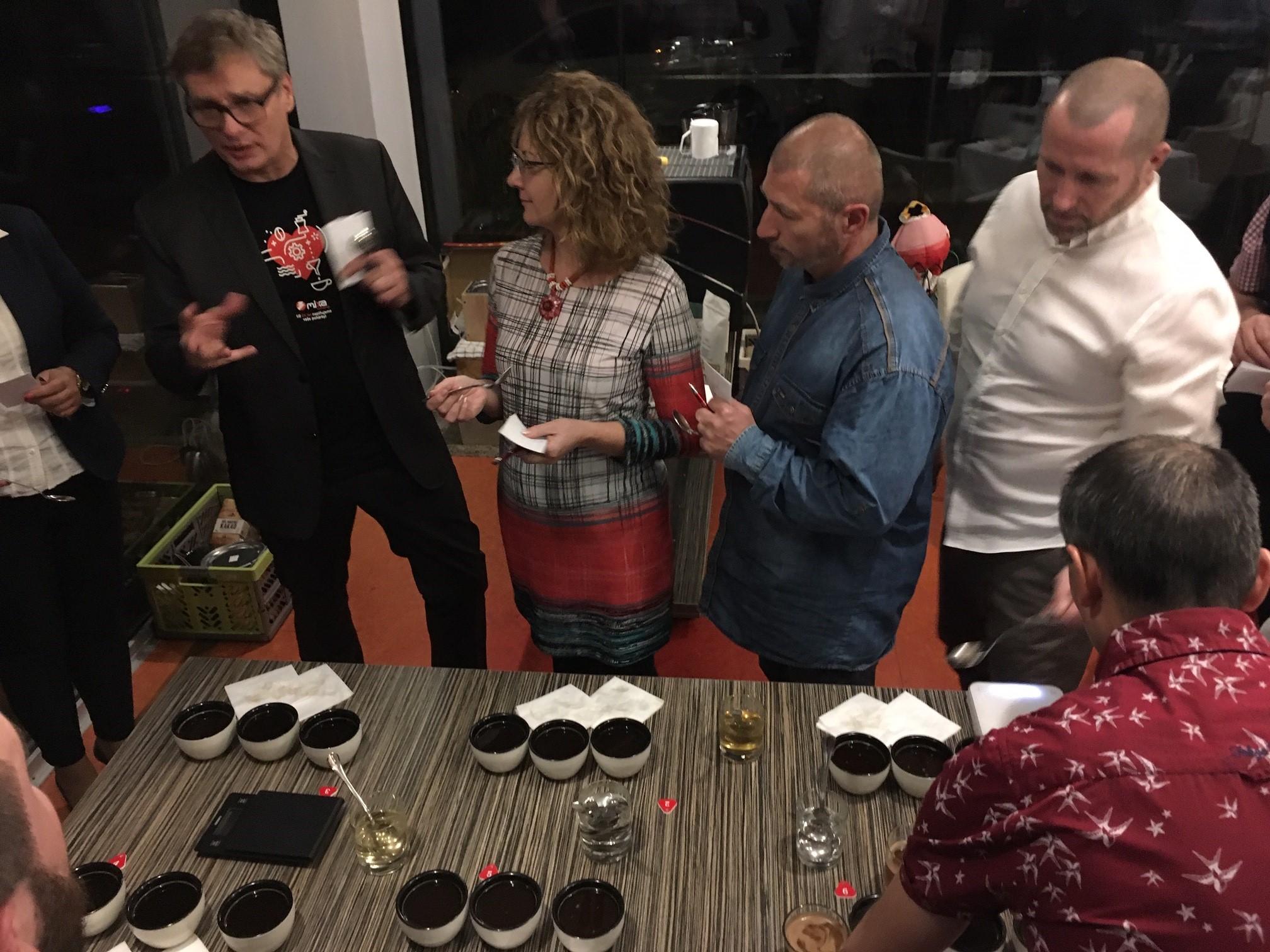 Oslavu 25. narozenin naší firmy jsme si s našimi partnery užili hned během tří degustačních večerů. Foto: MIXA VENDING s.r.o.