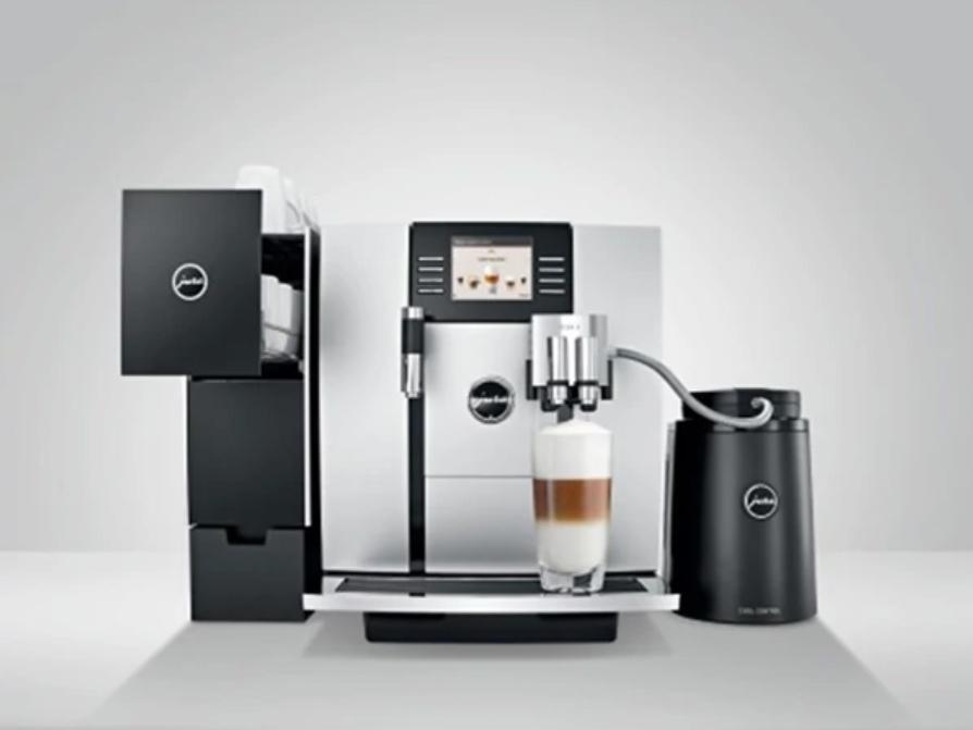 Příslušenství pro kávovary jura